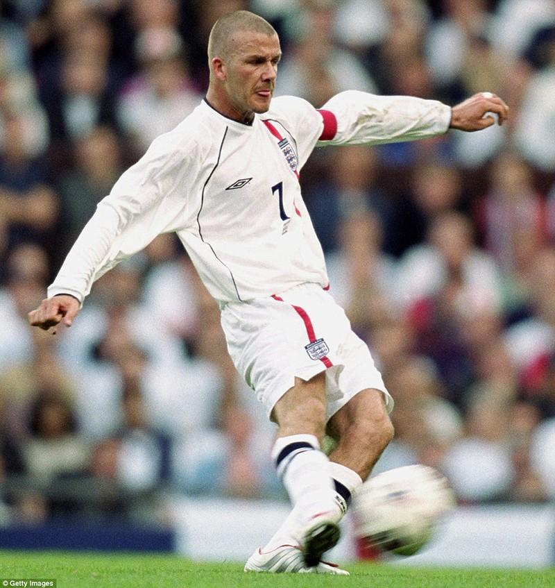 15 năm trước,Beckham đã tạo nên khoảnh khắc bùng nổ này - ảnh 3