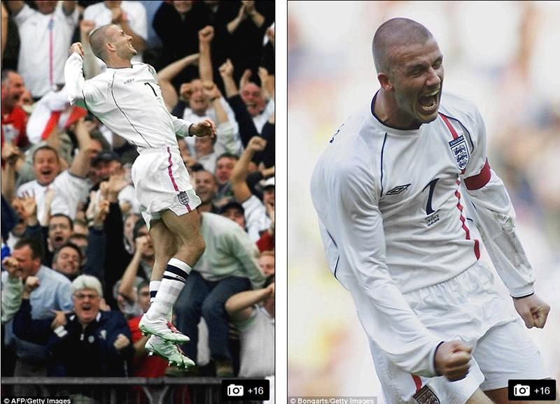 15 năm trước,Beckham đã tạo nên khoảnh khắc bùng nổ này - ảnh 6