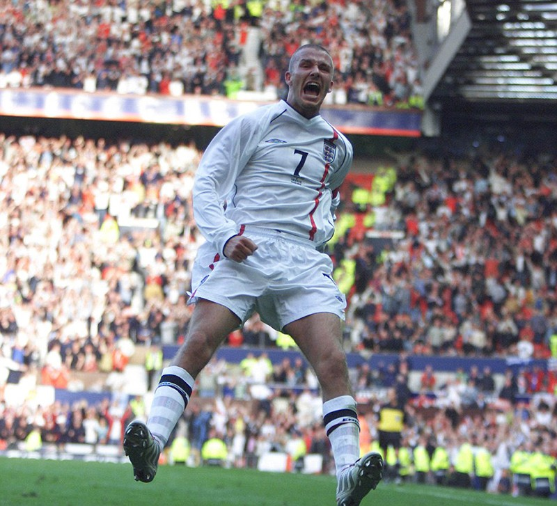 15 năm trước,Beckham đã tạo nên khoảnh khắc bùng nổ này - ảnh 7