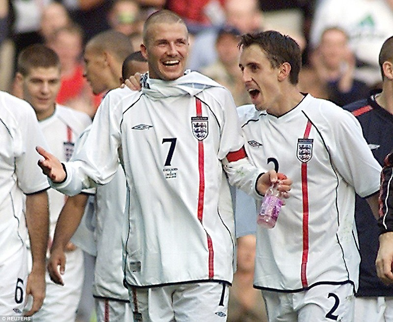 15 năm trước,Beckham đã tạo nên khoảnh khắc bùng nổ này - ảnh 9