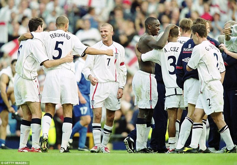 15 năm trước,Beckham đã tạo nên khoảnh khắc bùng nổ này - ảnh 10