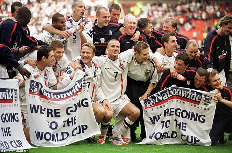 15 năm trước,Beckham đã tạo nên khoảnh khắc bùng nổ này - ảnh 11