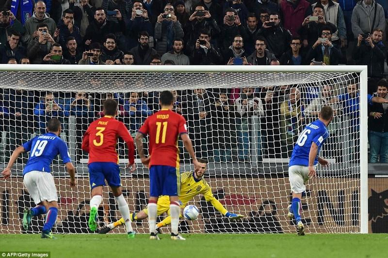 Ý thoát thua phút cuối trước Tây Ban Nha - ảnh 3