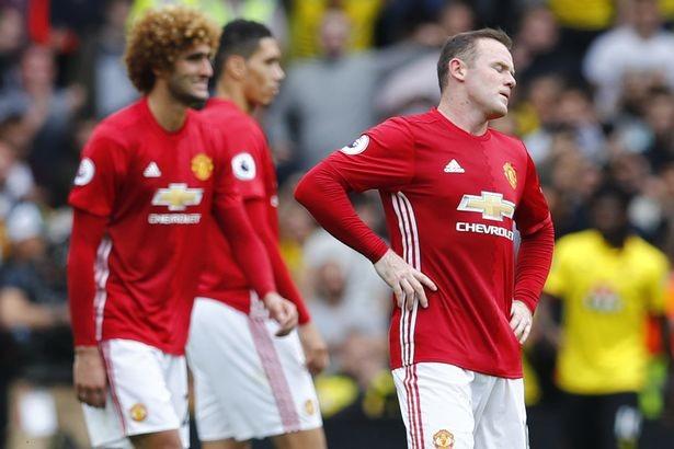 MU tính chi 26 triệu bảng Anh để tống khứ Rooney - ảnh 1