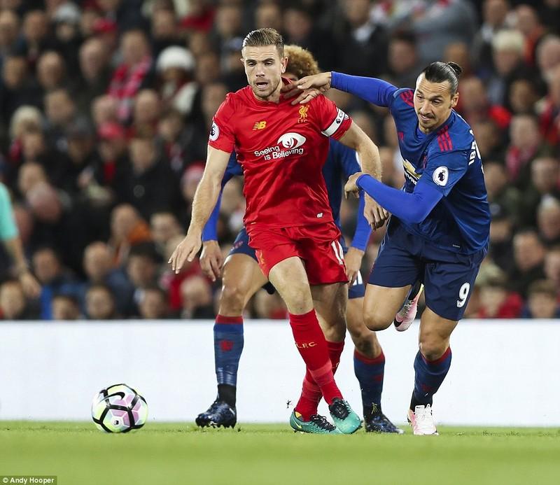 De Gea 'lên đồng', Man United cầm hòa Liverpool - ảnh 2
