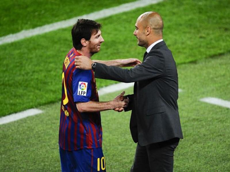 Pep Guardiola chơi đòn tâm lý chiến với Messi - ảnh 2