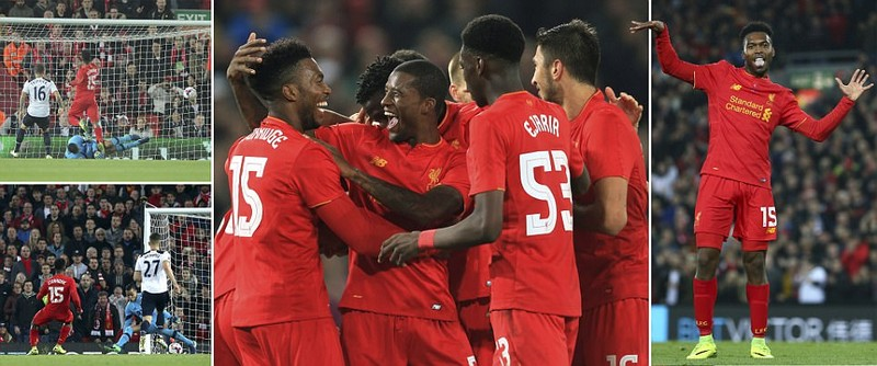 Liverpool, Arsenal cùng thắng ở League Cup - ảnh 2