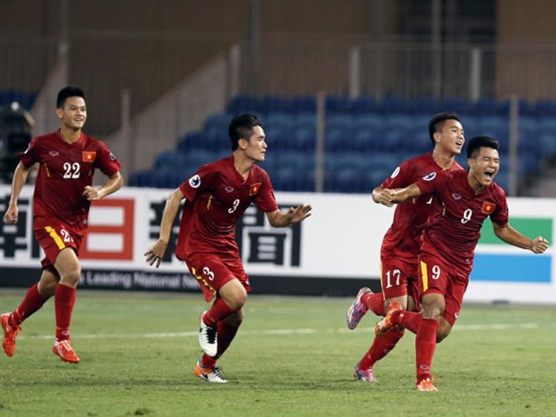 U-19 Việt Nam được thưởng 1,1 tỉ đồng - ảnh 1