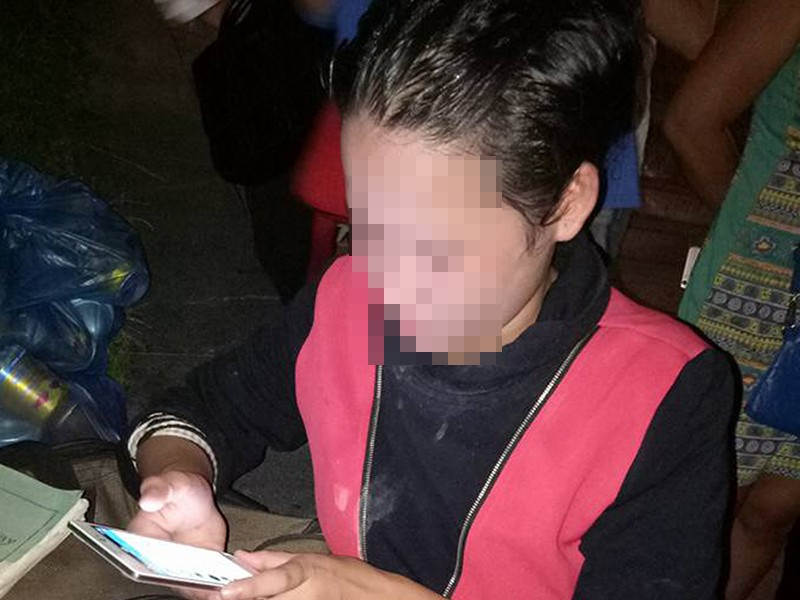Cô gái Việt lạc đường ở Trung Quốc sử dụng giấy tờ giả - ảnh 1