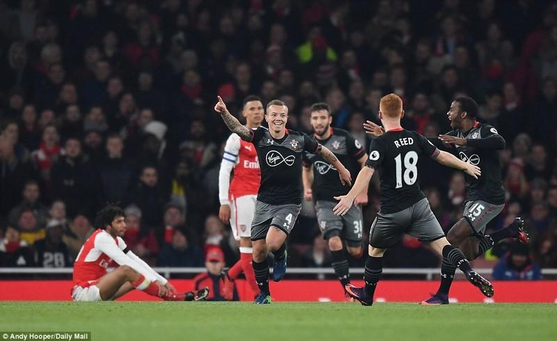 MU thắng tưng bừng, Arsenal thua sốc - ảnh 2