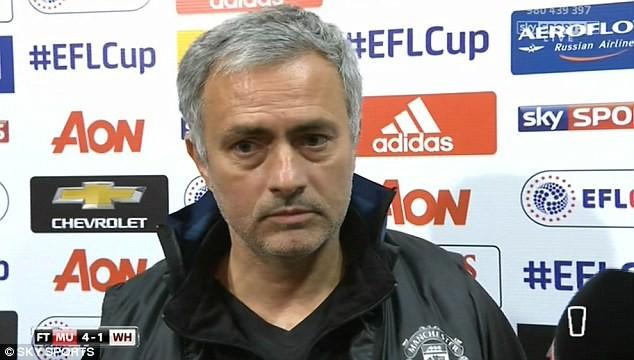 """Mourinho khen nức nở… """"người thừa"""" của MU - ảnh 1"""