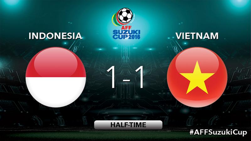 Indonesia 2-1 Việt Nam: Chờ lượt về! - ảnh 5