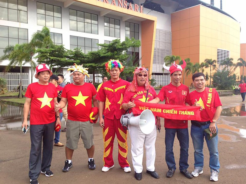 Indonesia 2-1 Việt Nam: Chờ lượt về! - ảnh 13