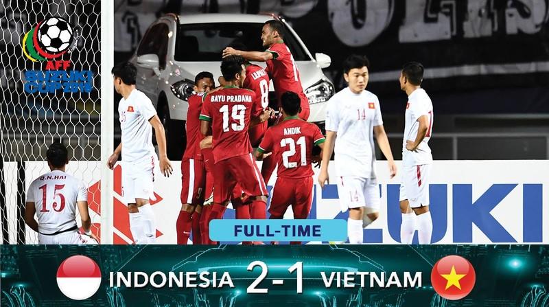 Indonesia 2-1 Việt Nam: Chờ lượt về! - ảnh 6