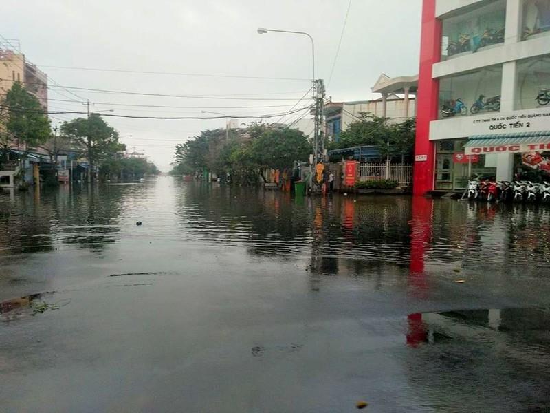 Quảng Nam: Thêm 1 người chết, 1.164 nhà bị ngập nước - ảnh 3