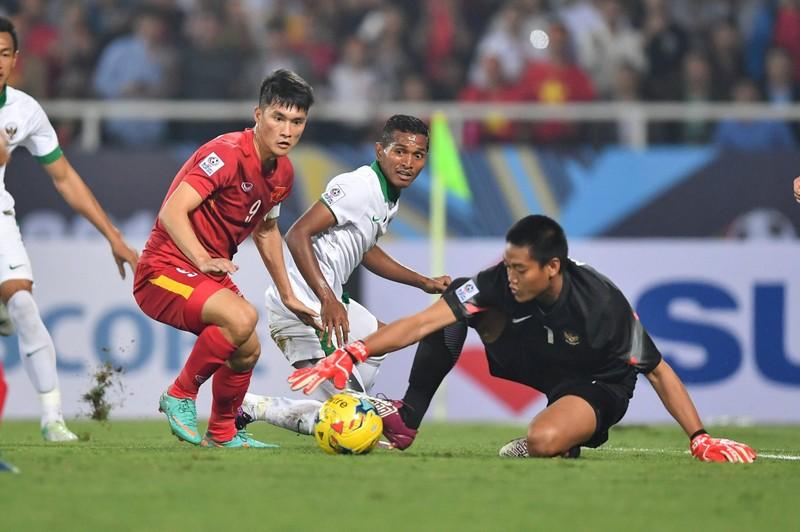 Việt Nam 2-2 Indonesia: Dừng bước! - ảnh 1