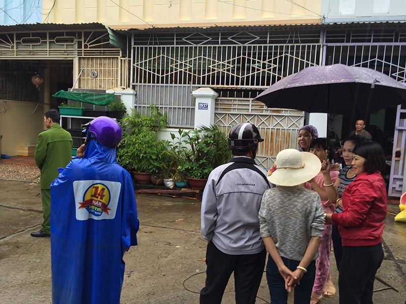 Bảo vệ nghiêm hiện trường vụ nổ ở Công an tỉnh Đắk Lắk - ảnh 3