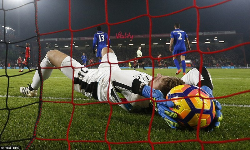 Arsenal và Leicester rủ nhau cùng… thua - ảnh 2