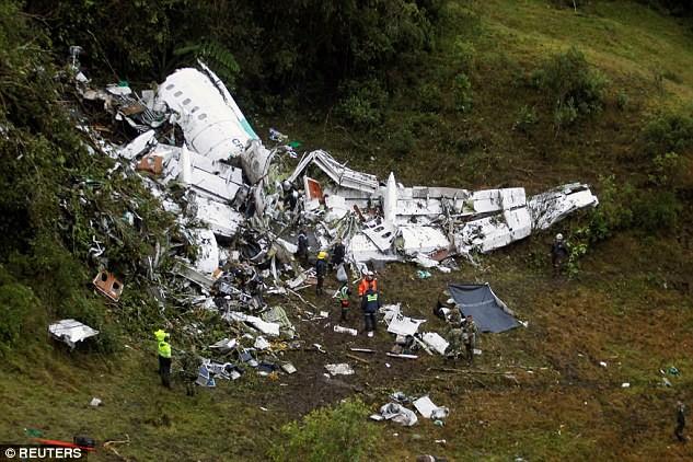 Vụ tai nạn rơi máy bay chở CLB Brazil: Giấc mơ kỳ lạ! - ảnh 8