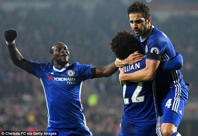 Thống kê ủng hộ Chelsea vô địch Premier League - ảnh 1