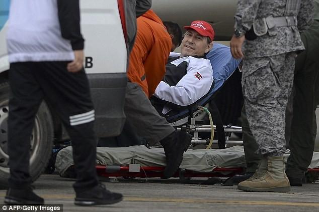 Vụ tai nạn rơi máy bay chở CLB Brazil: Giấc mơ kỳ lạ! - ảnh 6