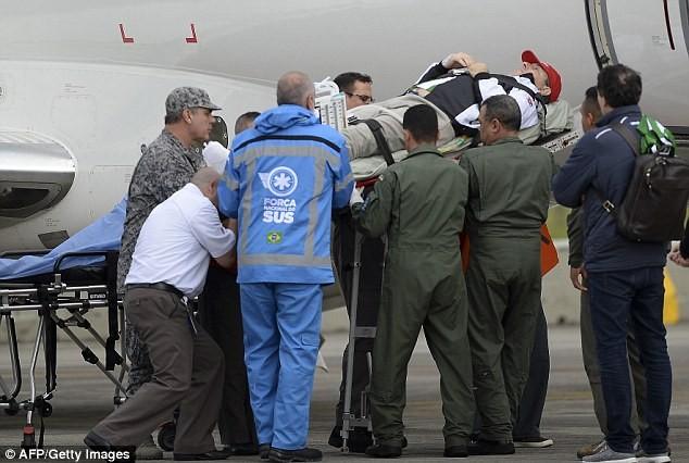 Vụ tai nạn rơi máy bay chở CLB Brazil: Giấc mơ kỳ lạ! - ảnh 7