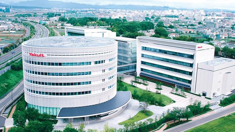 Khánh thành viện nghiên cứu vi sinh Yakult tại Nhật Bản - ảnh 1