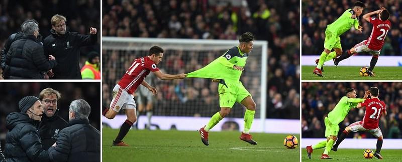 MU suýt bại trận trước Liverpool, Man. City tan nát - ảnh 2