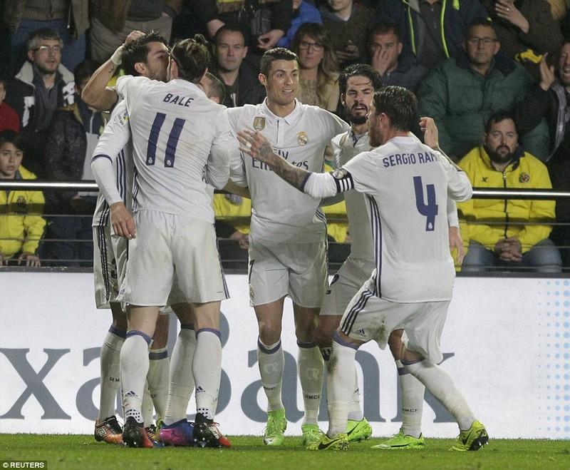 Real Madrid ngược dòng ngoạn mục trước Villarreal - ảnh 2