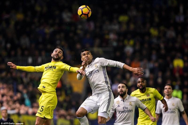 Real Madrid ngược dòng ngoạn mục trước Villarreal - ảnh 1
