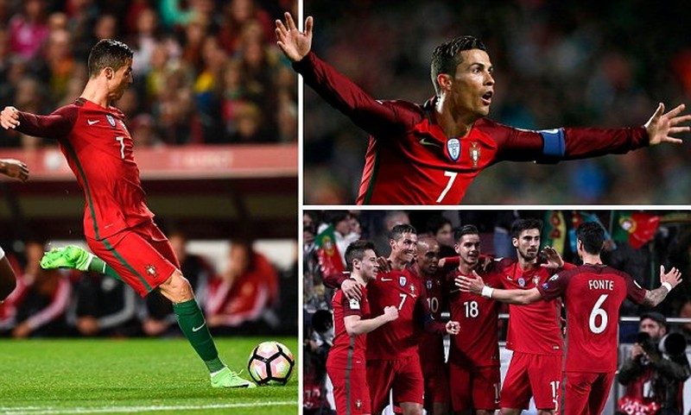 Vòng loại World Cup 2018: Cú sốc Hà Lan, Bỉ - ảnh 2