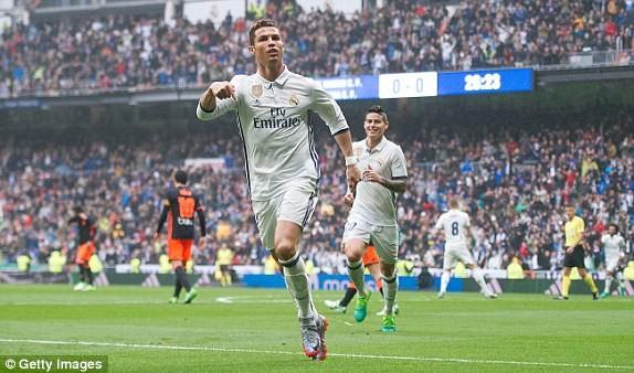 Hấp dẫn đua vô địch La Liga giữa Real và Barca - ảnh 1