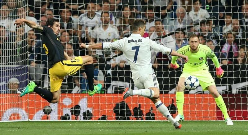Ronaldo lập hattrick, Real nhấn chìm Atletico - ảnh 3
