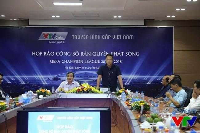 Ai 'ăn cắp' bản quyền Champions League của VTVcab? - ảnh 1