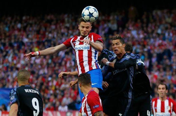 Atletico suýt ngược dòng thành công trước Real - ảnh 1