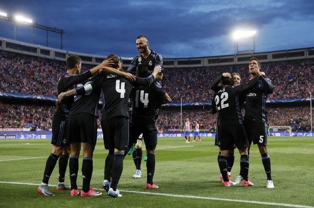 Atletico suýt ngược dòng thành công trước Real - ảnh 4