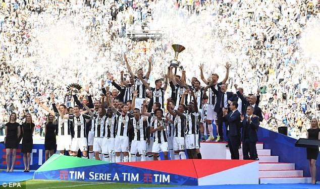 Vô địch Ý, Juventus hướng đến mùa giải tưng bừng - ảnh 2