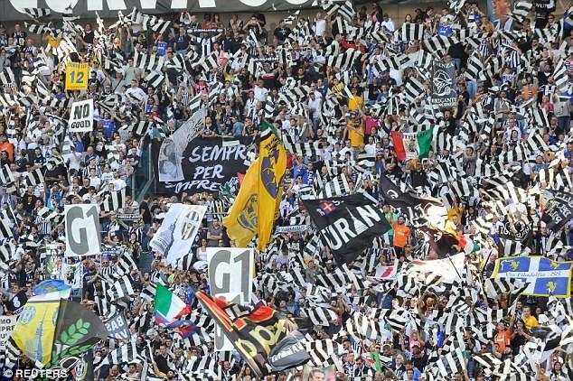 Vô địch Ý, Juventus hướng đến mùa giải tưng bừng - ảnh 8