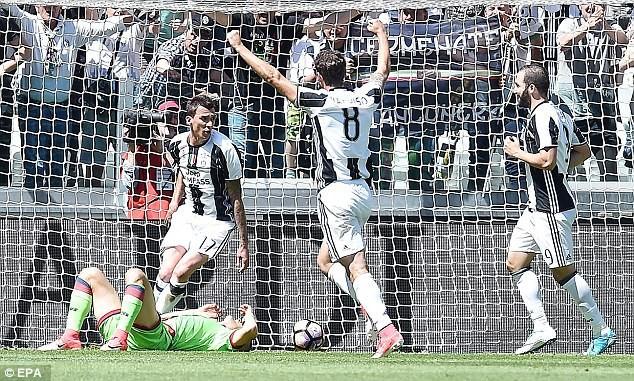 Vô địch Ý, Juventus hướng đến mùa giải tưng bừng - ảnh 1