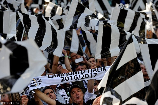 Vô địch Ý, Juventus hướng đến mùa giải tưng bừng - ảnh 9
