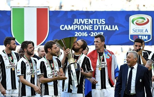 Vô địch Ý, Juventus hướng đến mùa giải tưng bừng - ảnh 5