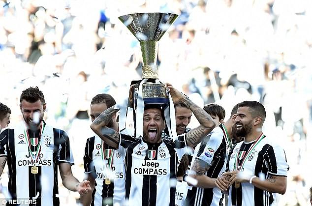 Vô địch Ý, Juventus hướng đến mùa giải tưng bừng - ảnh 6