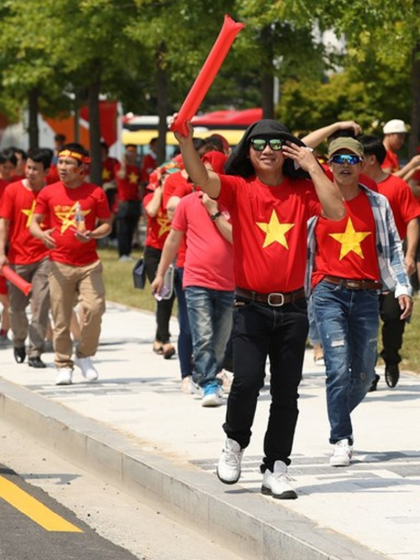 U-20 Việt Nam thua vì thể lực trước U-20 Honduras - ảnh 15