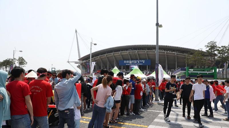 U-20 Việt Nam thua vì thể lực trước U-20 Honduras - ảnh 12