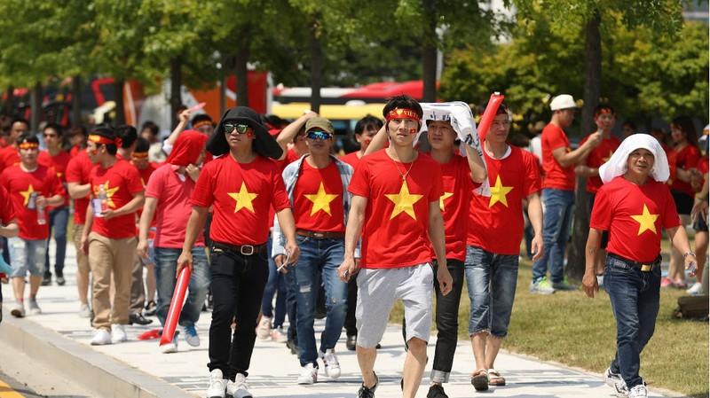 U-20 Việt Nam thua vì thể lực trước U-20 Honduras - ảnh 14