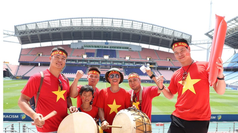 U-20 Việt Nam thua vì thể lực trước U-20 Honduras - ảnh 16
