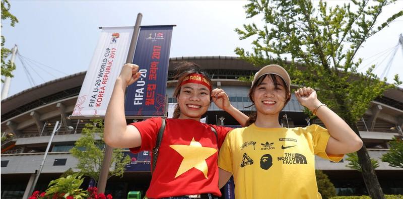 U-20 Việt Nam thua vì thể lực trước U-20 Honduras - ảnh 17