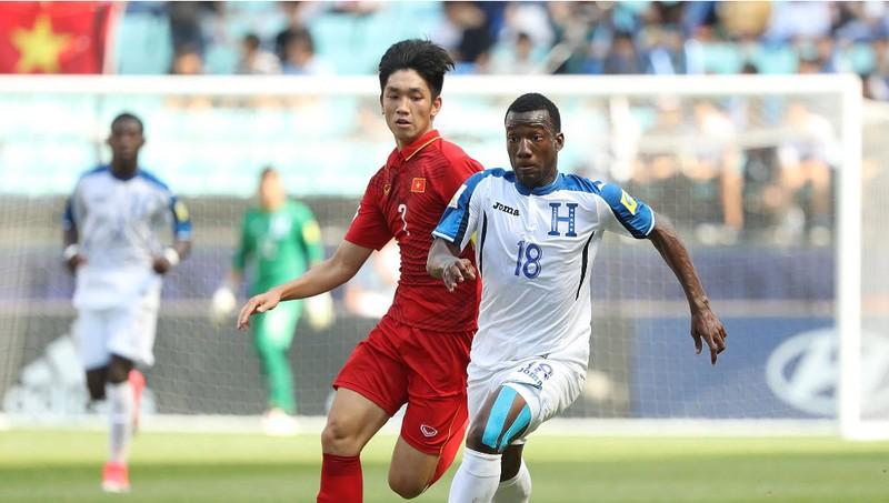 U-20 Việt Nam thua vì thể lực trước U-20 Honduras - ảnh 2
