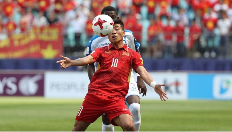 U-20 Việt Nam thua vì thể lực trước U-20 Honduras - ảnh 8