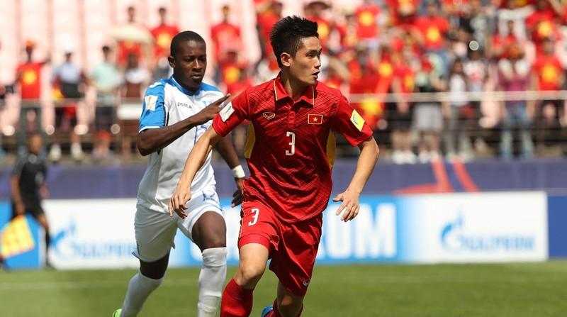 U-20 Việt Nam thua vì thể lực trước U-20 Honduras - ảnh 7